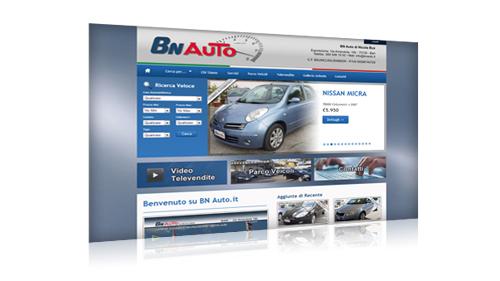BN Auto – Vendita Auto Usate Plurimarche