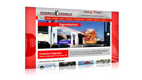 Federico Saquella – Vendita e Assistenza Pneumatici
