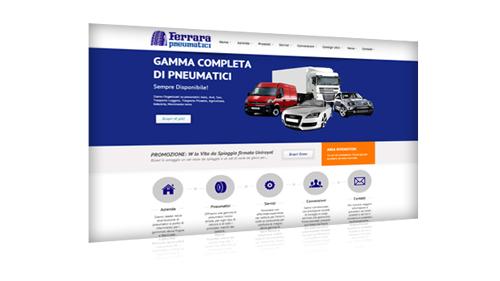 Ferrara Pneumatici – Distribuzione di pneumatici per ogni tipo di veicolo