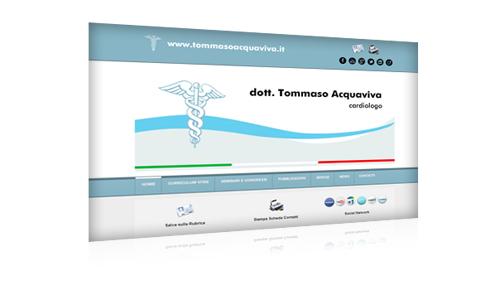 Dott. Tommaso Acquaviva – Cardiologo