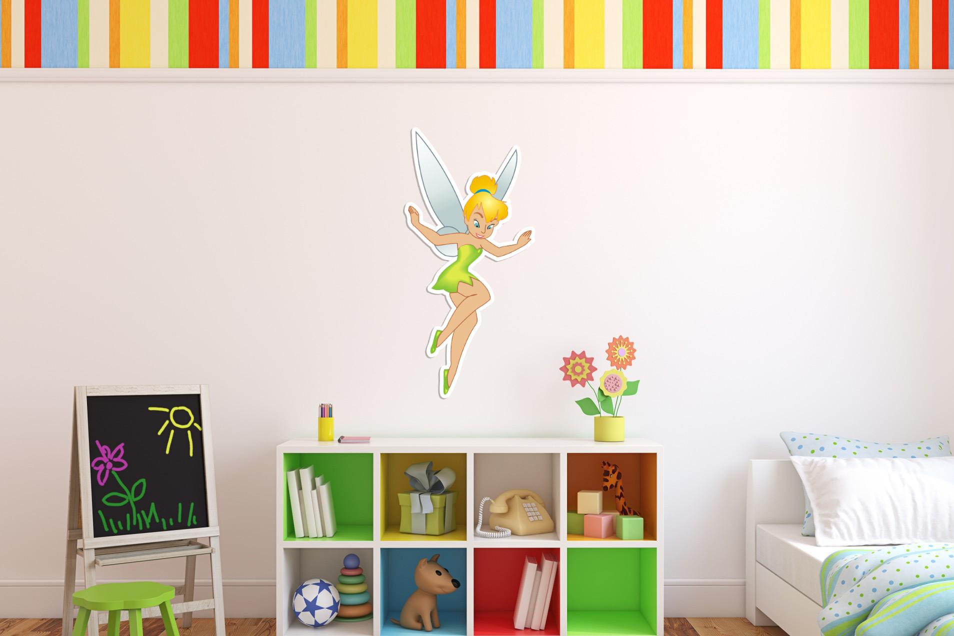 Esempi Di Camerette Per Bambini : Decorazioni pareti ecco i nuovi pannelli sagomati per