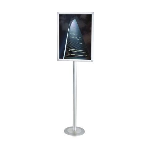 """Espositore Porta Poster Da Terra (Monofacciale) """"Clipinfo""""- 247€ anziché 260€"""