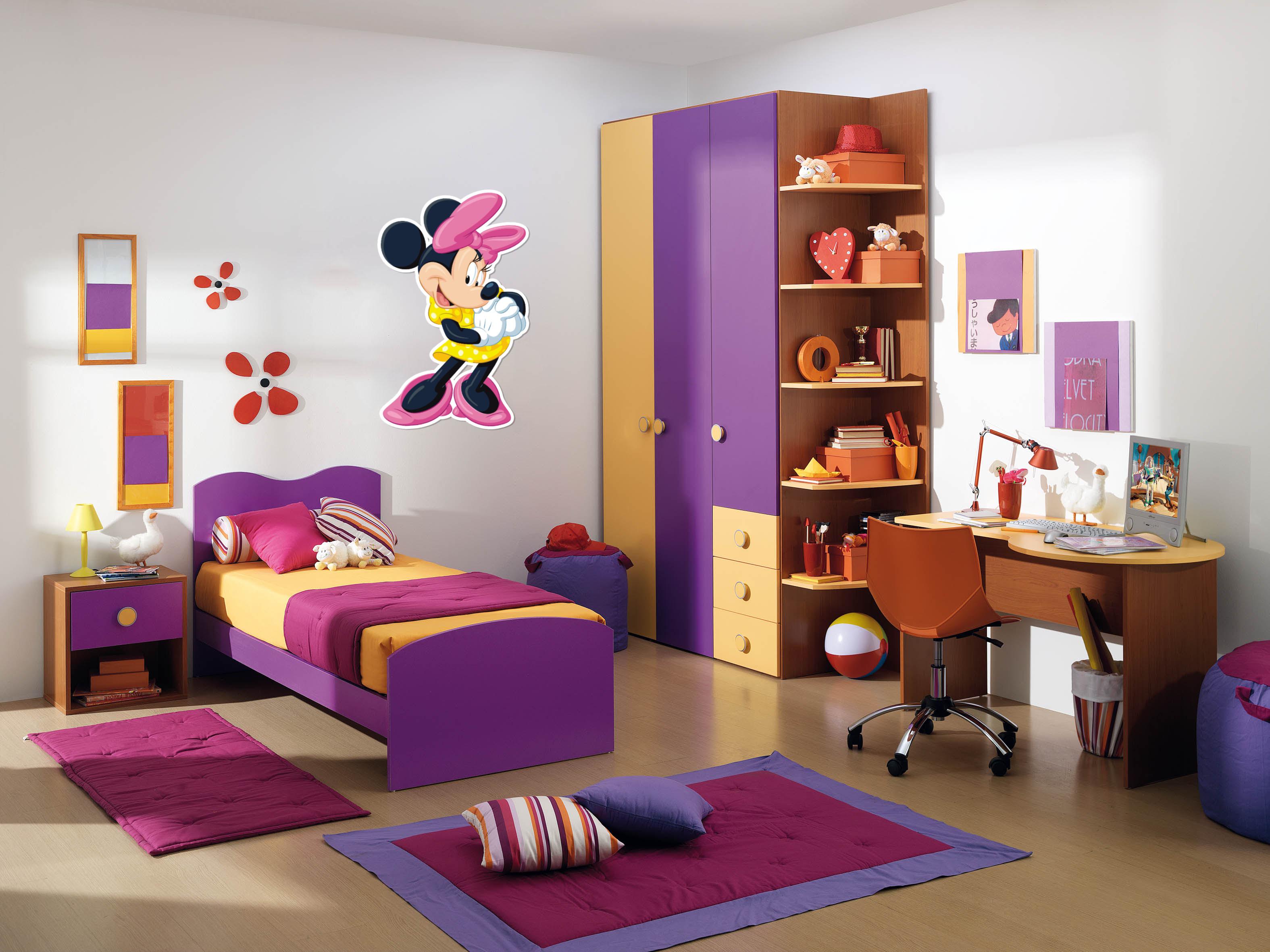Decorazioni Per Camerette Per Bambini : Decorazioni pareti ecco i nuovi pannelli sagomati per camerette