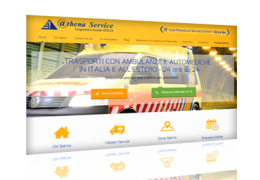 Athena Service – Trasporto Ambulanze Private