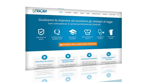 BCM – Consulenze e Servizi Professionali Dedicati